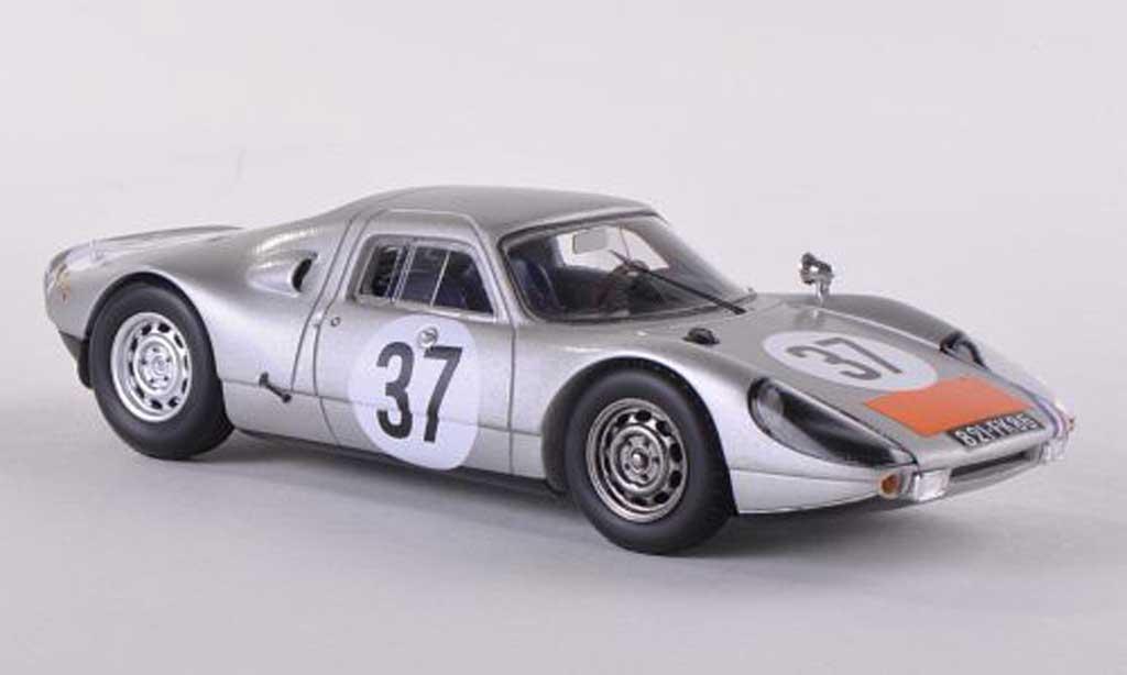 Porsche 904 1965 1/43 Spark 6 No.37 24h Le Mans B.Pon/R.Buchet miniature