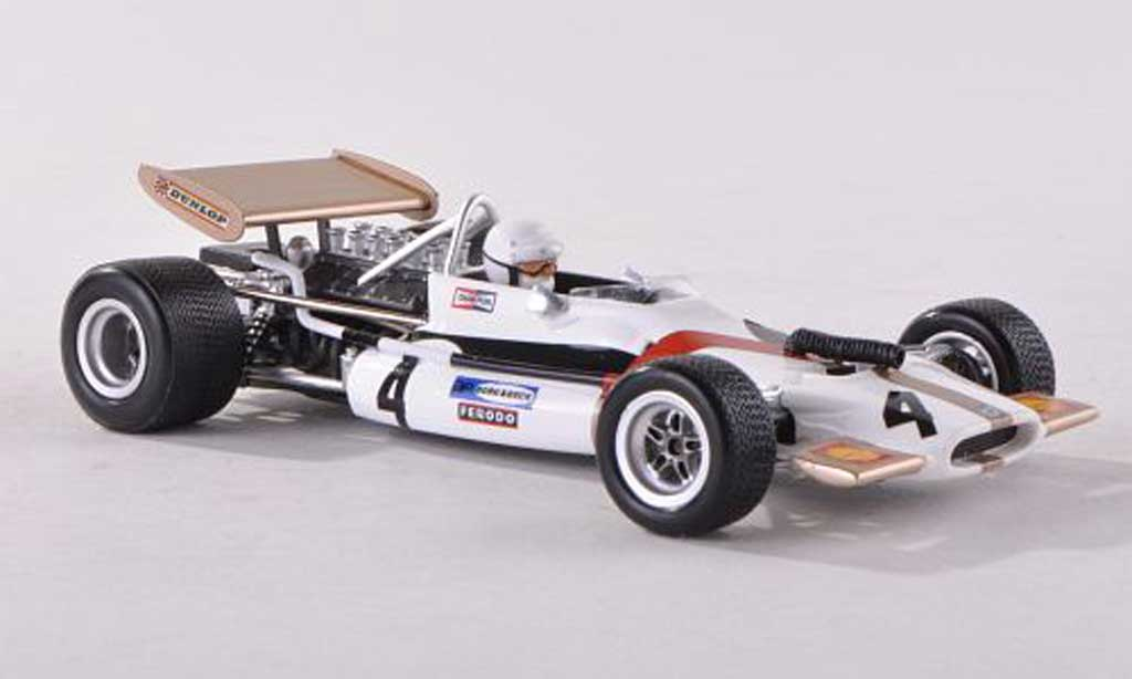 Brm P153 1970 1/43 Spark BRM No.4 French GP George Eaton miniature
