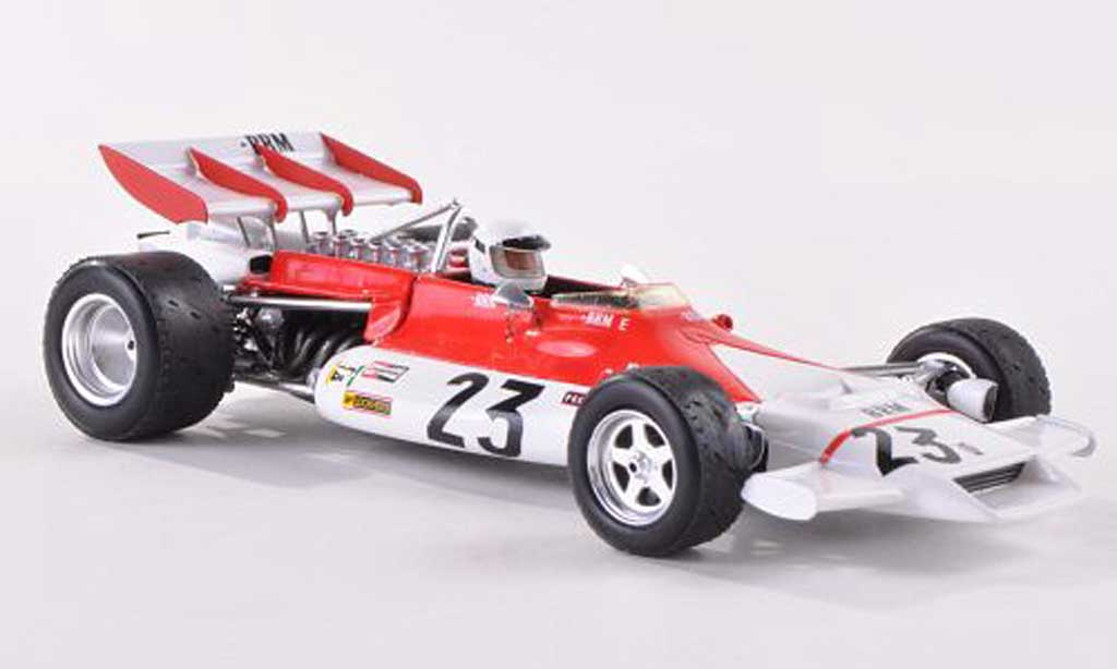 Brm P160 1/43 Spark B No.23 H.Ganley GP Frankreich 1972 miniature