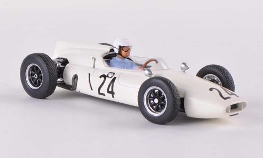 Cooper T53 1/43 Spark No.24 H.Sharp GP USA 1962 miniature