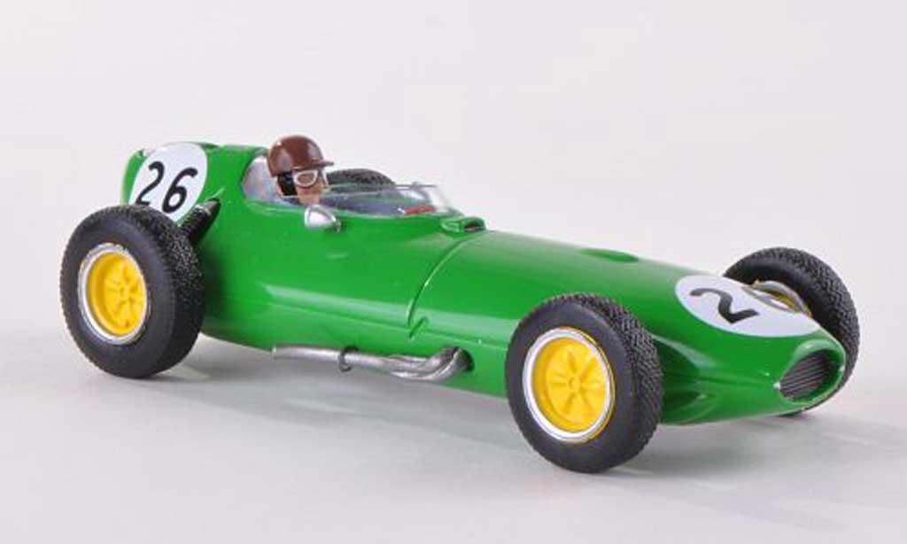 Lotus 16 1/43 Spark No.26 D.Piper GP Grossbritannien 1960 miniature