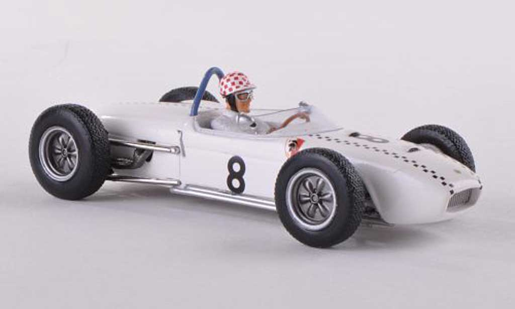 Lotus 18 1/18 Spark No.8 M.May GP Monaco  1961 miniatura