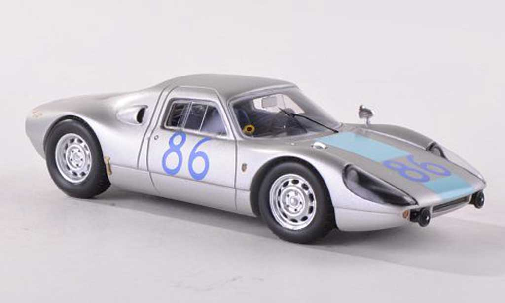 Porsche 904 1964 1/43 Spark No.86 Davis/Pucci Targa Florio diecast model cars