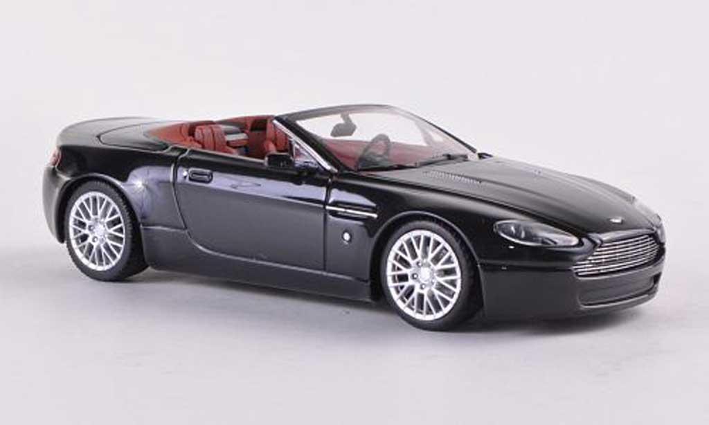Aston Martin V8 Roadster black  2009 Minichamps. Aston Martin V8 Roadster black  2009 miniature 1/43
