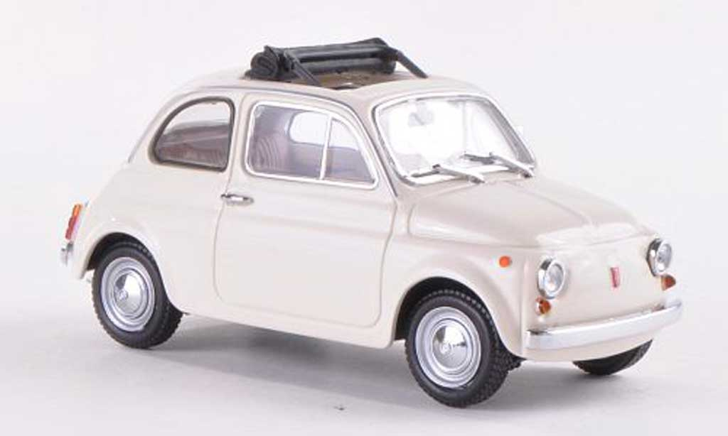 fiat 500 weiss 1965 minichamps modellauto 1 43 kaufen. Black Bedroom Furniture Sets. Home Design Ideas