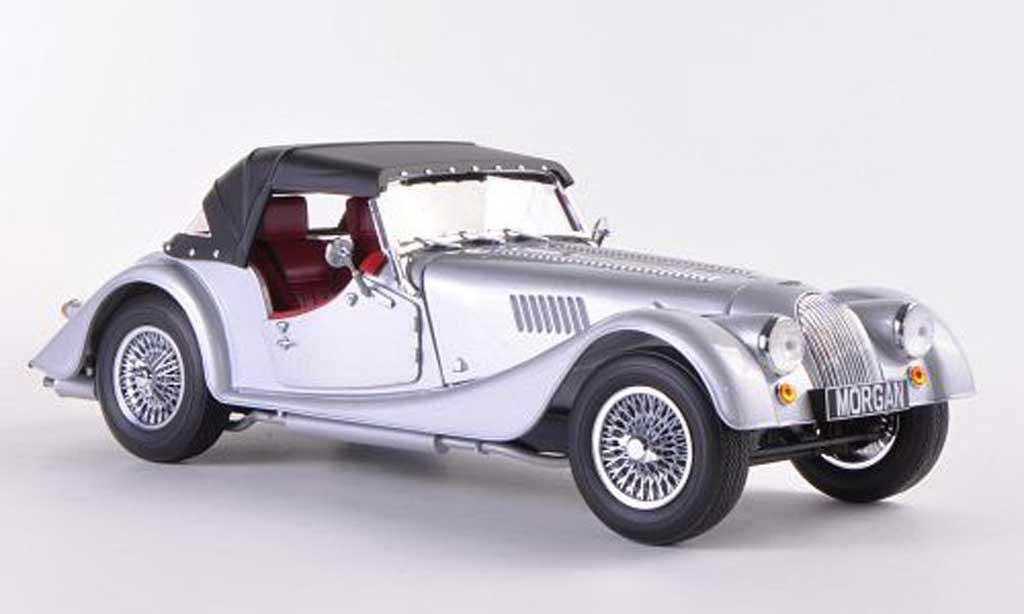 Morgan 4/4 Sports 1/18 Kyosho gray  2008 diecast