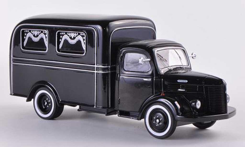 Hotchkiss PL 20 1/43 Eligor Bestattungswagen Koffer-LKW miniature