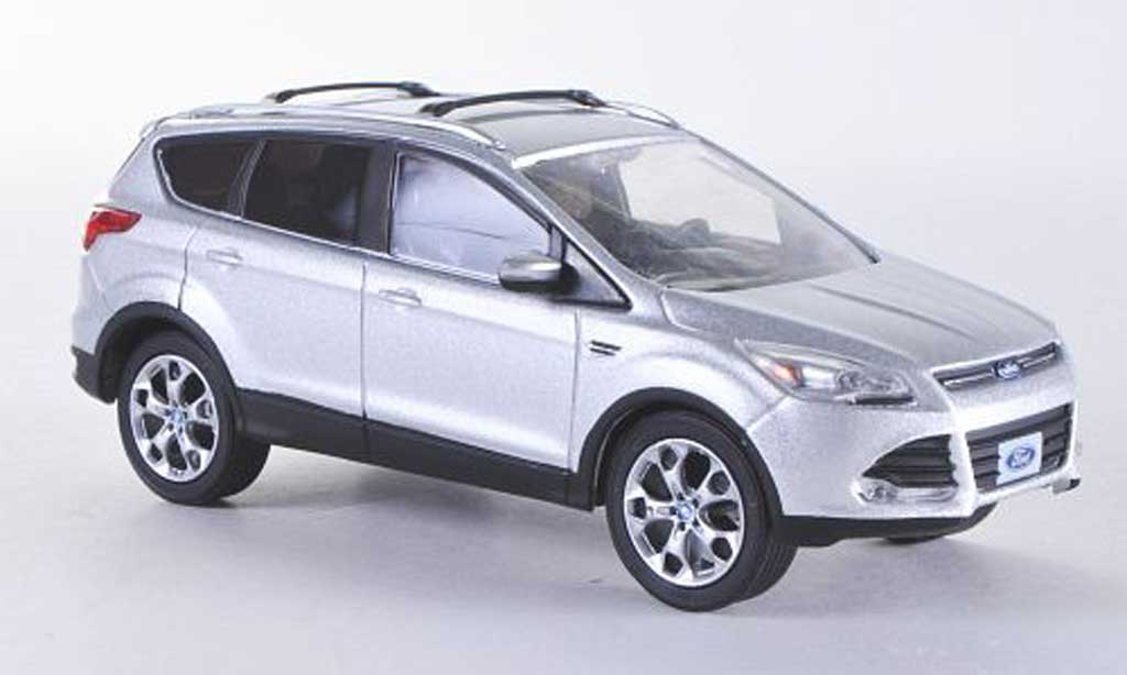 Ford Escape 1/43 Greenlight (Kuga II) grise 2013 miniature