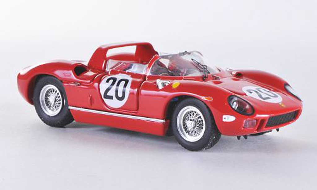 Ferrari 275 1964 1/43 Art Model P Le Mans No.20 Guichet/Vaccarella miniature