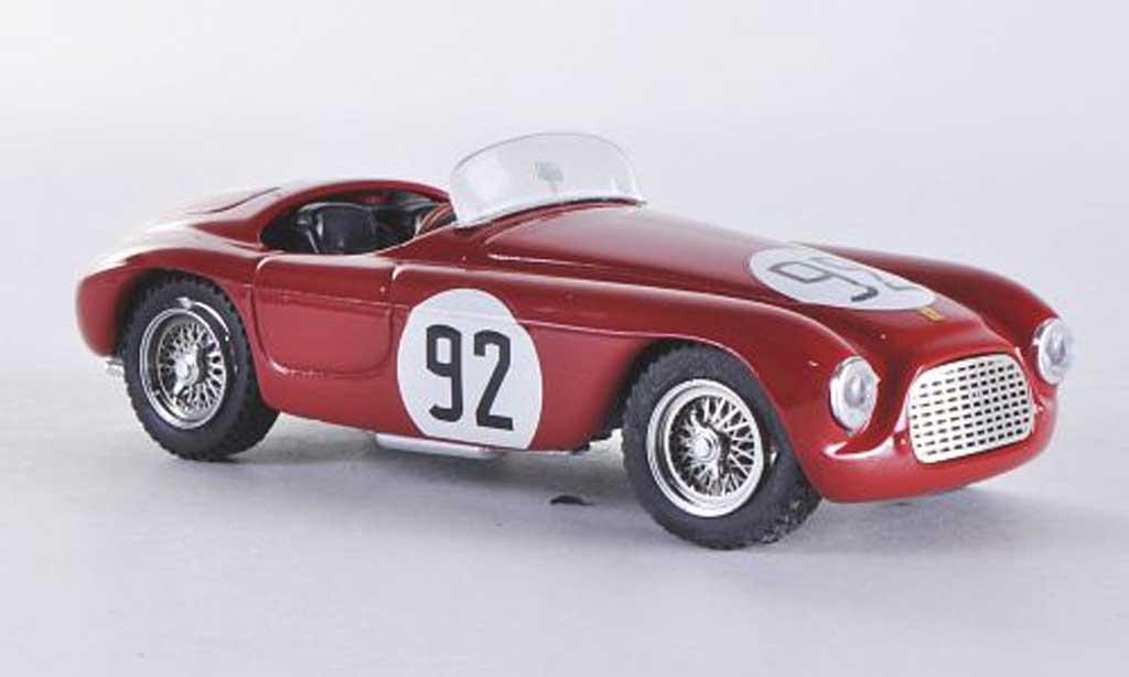 Ferrari 225 1952 1/43 Art Model S Touring G.P. di Montecarlo No.92 W.Castellotti miniature