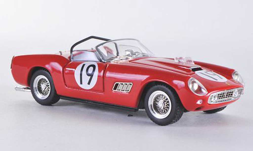 Ferrari 250 GT California 1/43 Art Model Nassau No.19 1960 W.von Trips miniature