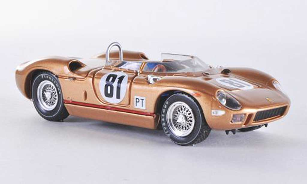 Ferrari 275 1965 1/43 Art Model P Sebring No.81 Bianchi/Mairesse miniature