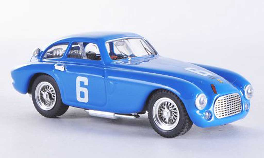 Ferrari 195 1/43 Art Model S Coupe Buenos Aires No.6 1962 J.Kimberly miniature