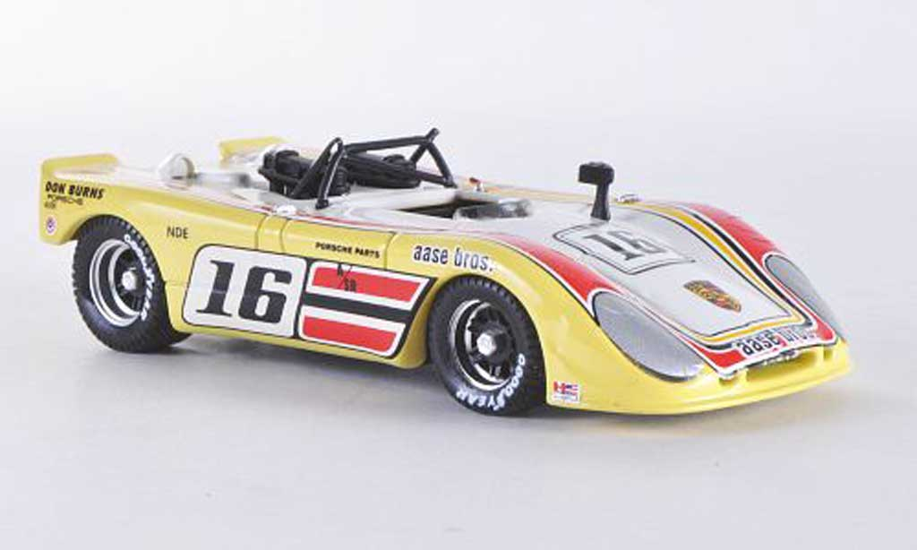 Porsche Flunder 1/43 Best Watkins-Glen No.16 1974 D.Aase miniature