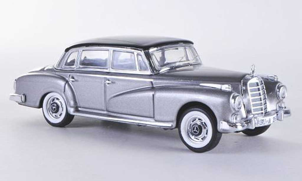 Mercedes Adenauer 1/43 Rio grey 1951 diecast model cars