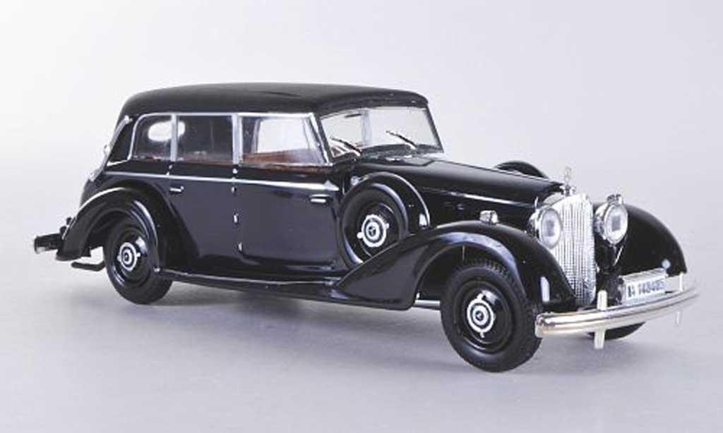 Mercedes 770 1/43 Rio Benz noire 1938 miniature