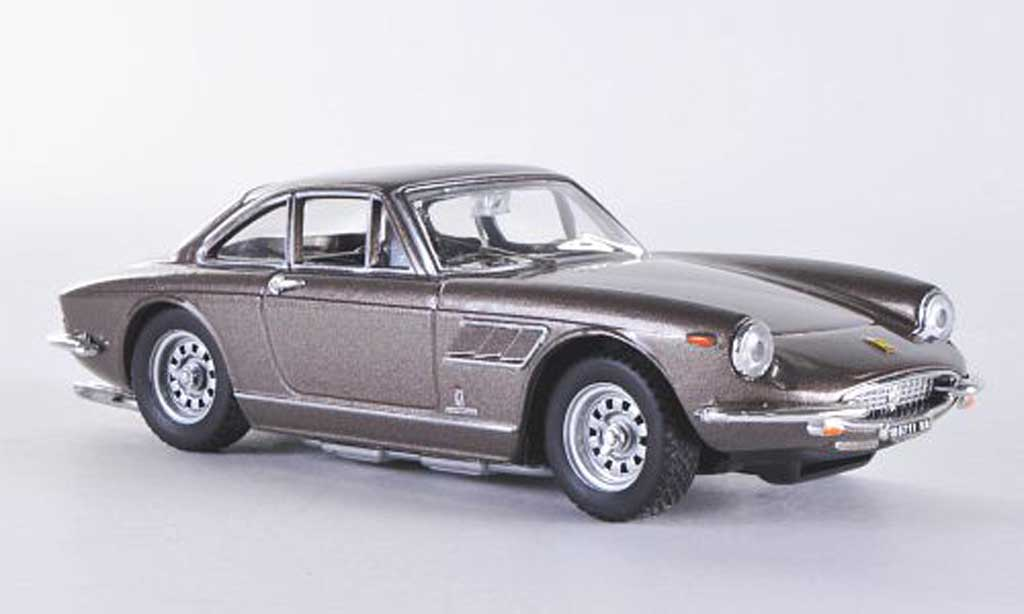 Ferrari 330 GTC 1/43 Best Marrone Metalliz. marron miniature
