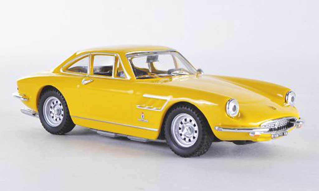 ferrari 330 gtc miniature coupe jaune 1966 best 1 43 voiture. Black Bedroom Furniture Sets. Home Design Ideas