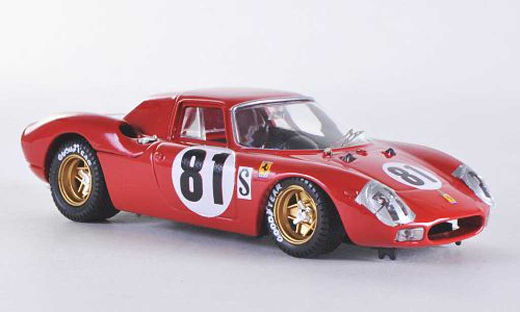 Ferrari 250 LM 1968 1/43 Best Daytona No.81 Piper/Gregory miniature