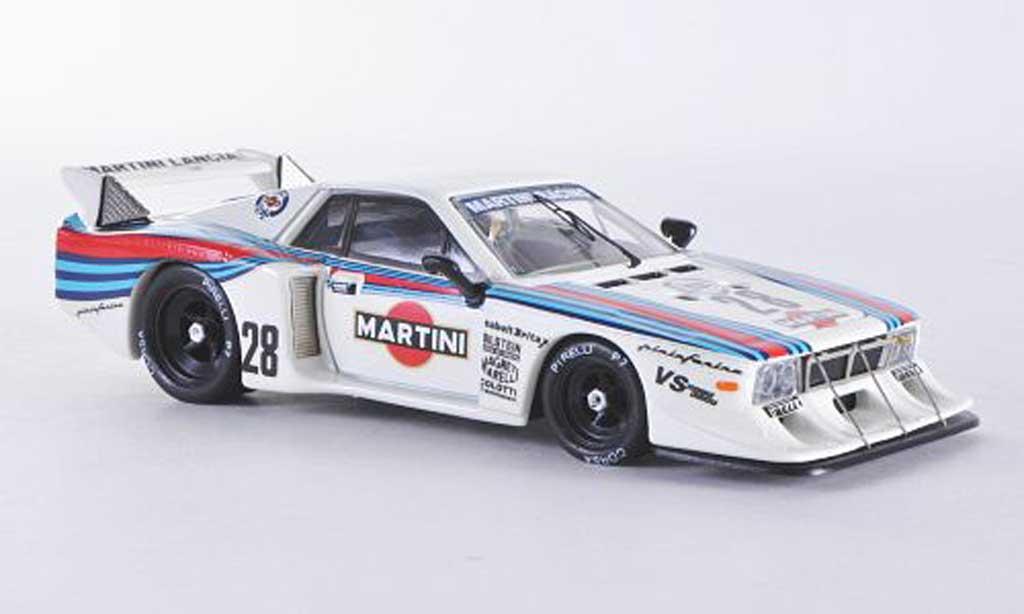 Lancia Beta Silverstone 1/43 Best Monteo No.28 1981 Patrese/Cheever miniature