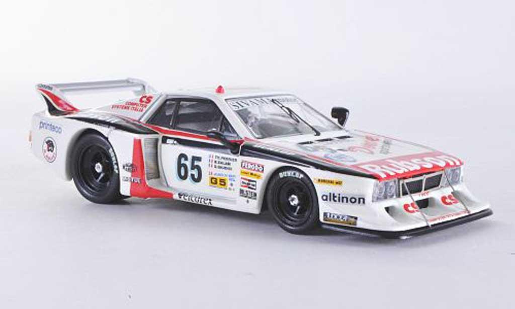 Lancia Beta Monte Carlo 1/43 Best Le Mans No.65 1982 Perrier/Salam/Giudici miniature