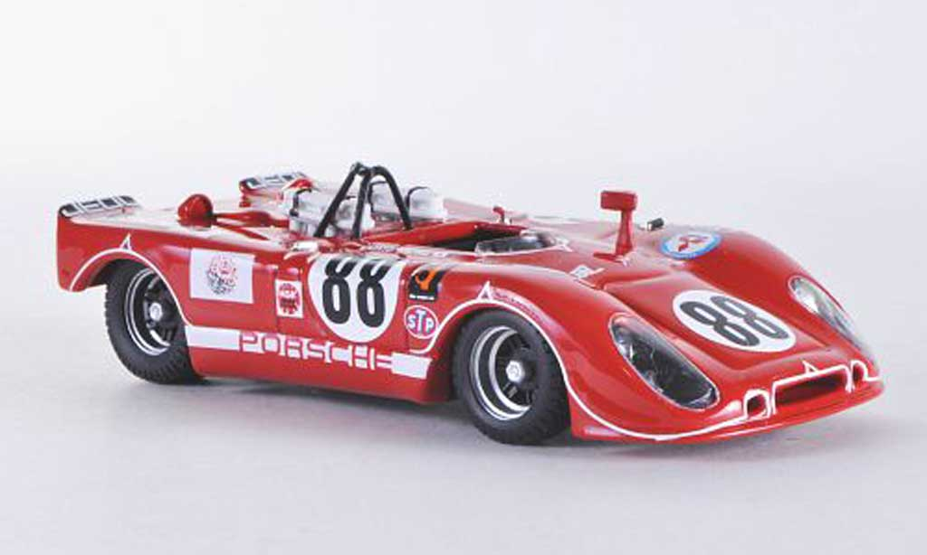 Porsche Flunder 1/43 Best Fuji No.88 1971 Kazato miniature