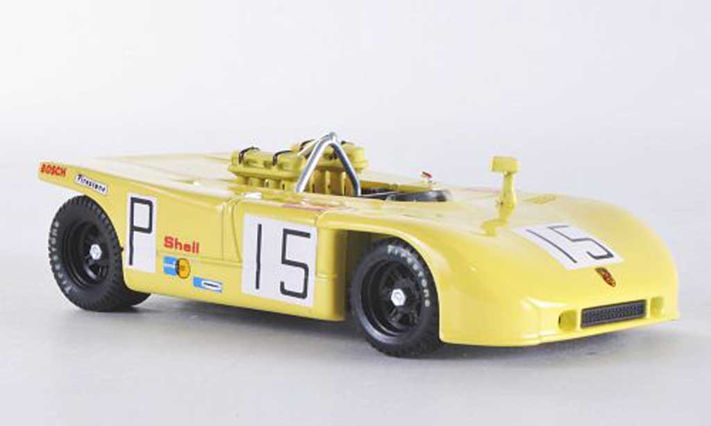 Porsche 908 1970 1/43 Best Nurnburgring No.15 Herrmann/Attwood miniature