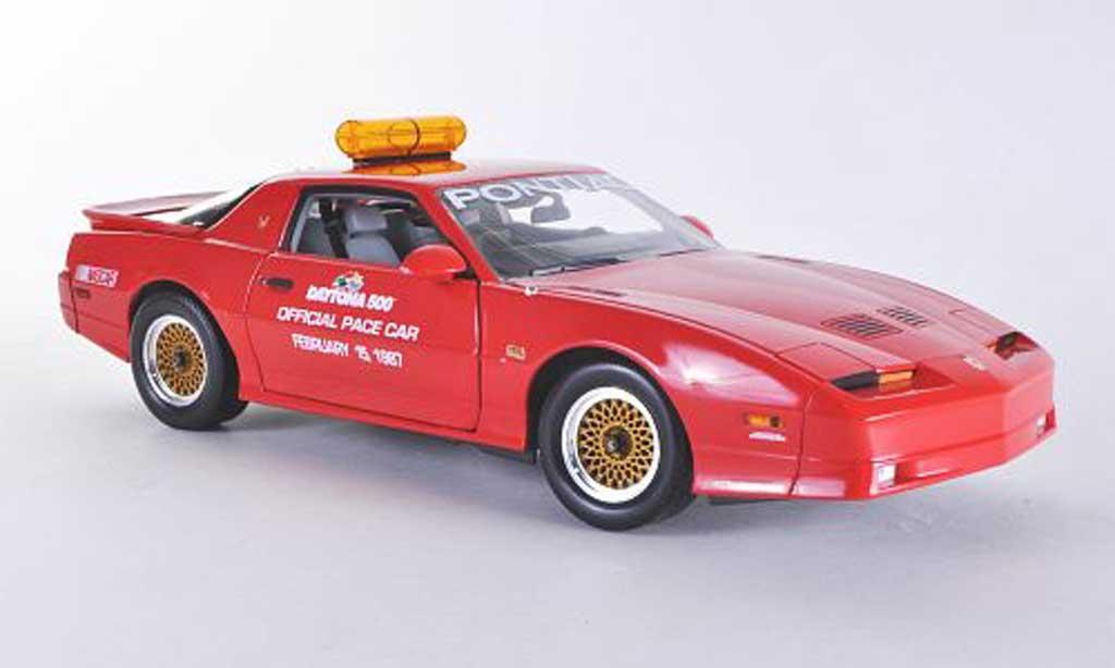 Pontiac Trans Am 1/18 Greenlight GTA Daytona 500 Pace Car 1987 miniature