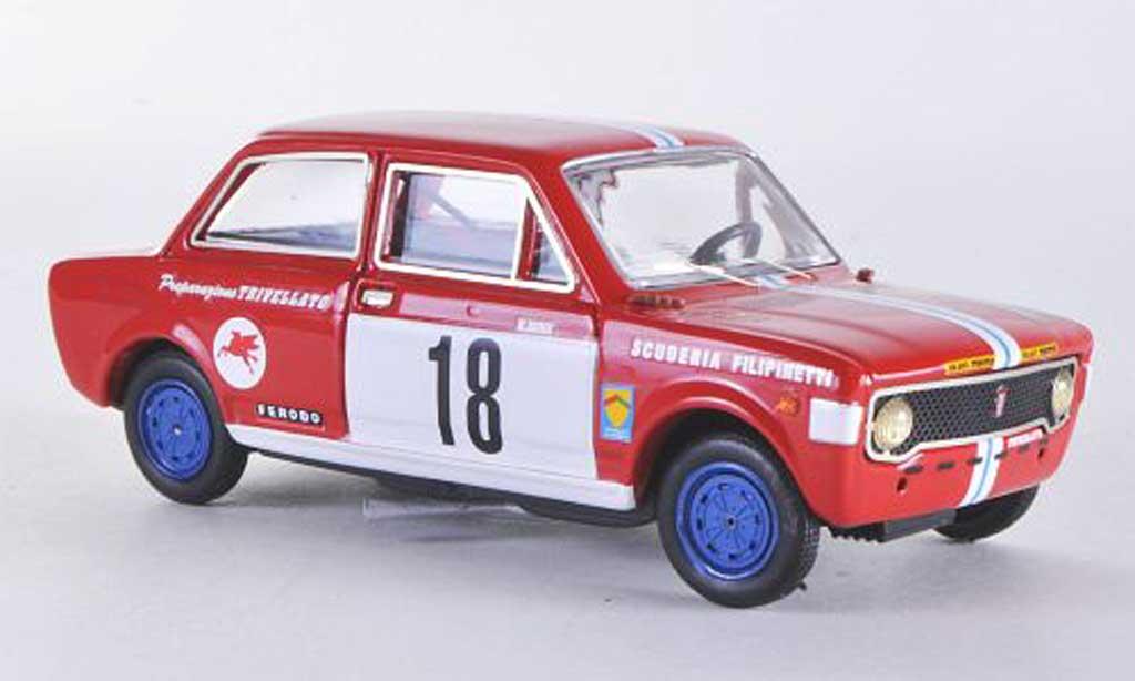 Fiat 128 1/43 Rio Salisburgo No.18 1971 W.Dona miniature