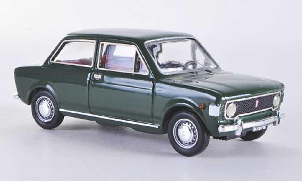 Fiat 128 1/43 Rio 2 turig grun 1971 miniature