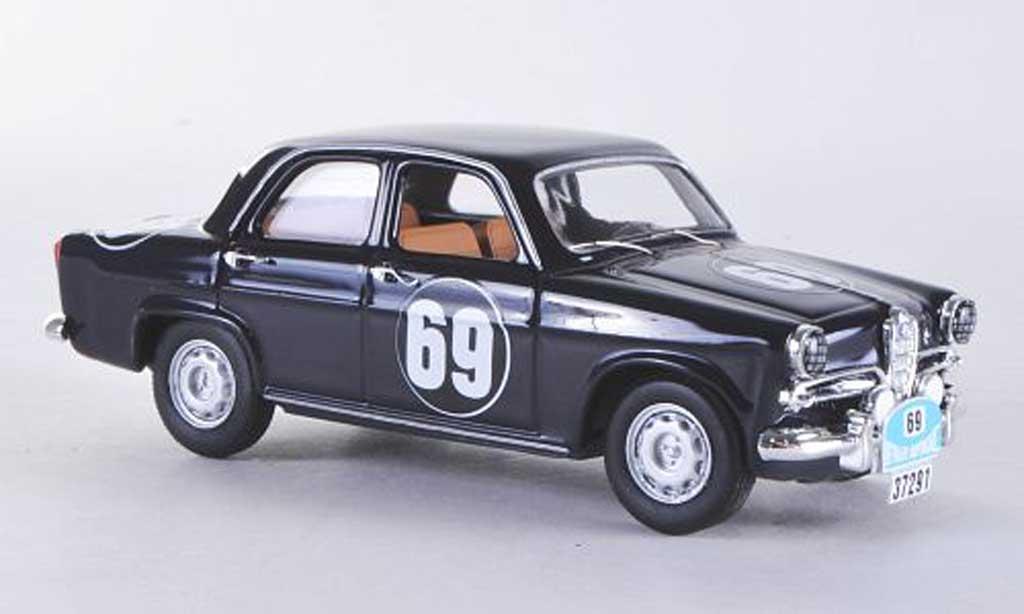 Alfa Romeo Giulietta 1/43 Rio Rally Acropoli No.69 1959 diecast