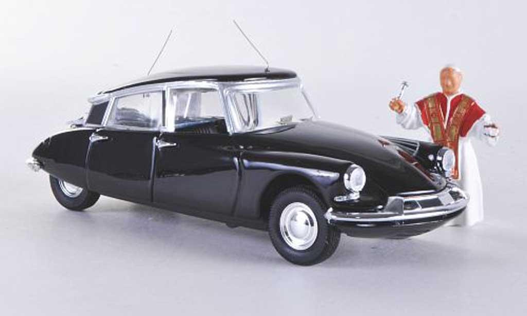 Citroen DS 19 1/43 Rio Prestige 1958 Papa Giovanni XXIII miniature