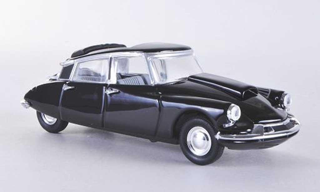Citroen DS 19 1/43 Rio 6 Zylinder noire 1960 miniature