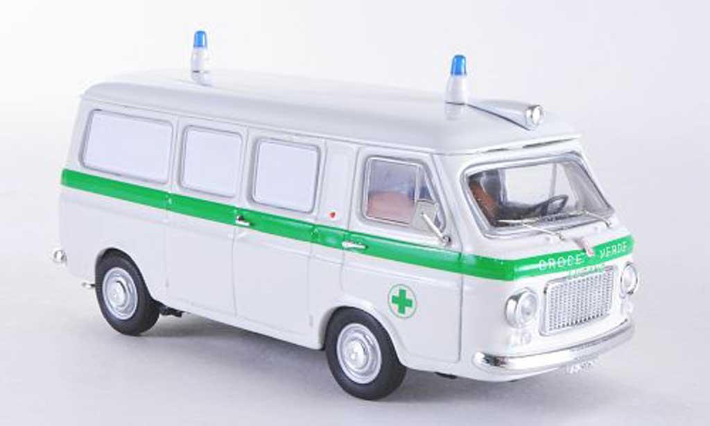 Fiat 238 1/43 Rio Ambulanzgrunes Kreuz Lugano diecast model cars