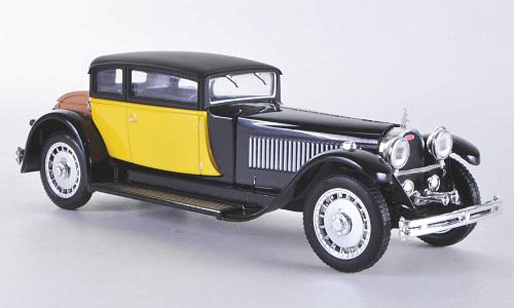 Bugatti 41 1/43 Rio Royale Weymann jaune/noire 1929 miniature