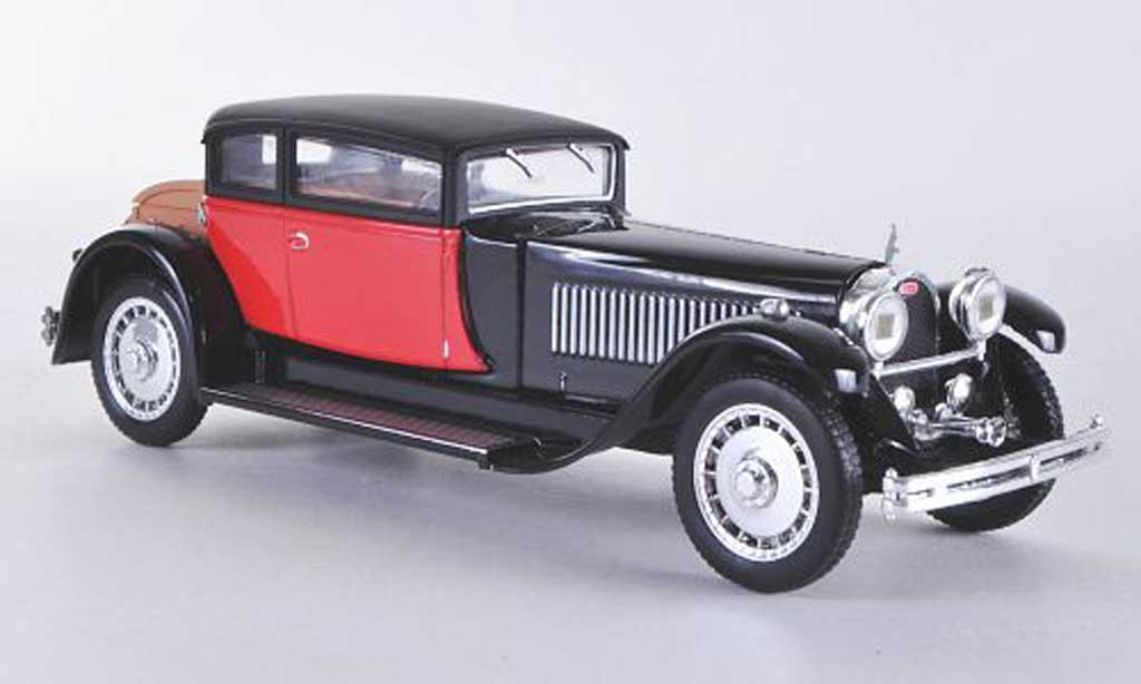 Bugatti 41 1/43 Rio Royale Weymann red/black 1929 diecast