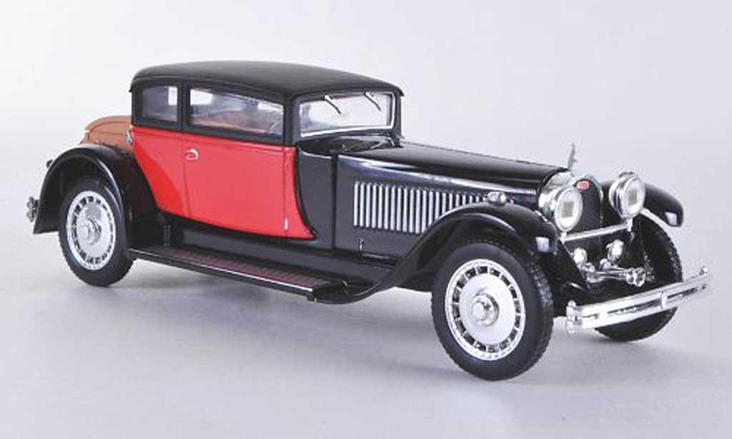 Bugatti 41 1/43 Rio Royale Weymann rouge/noire 1929