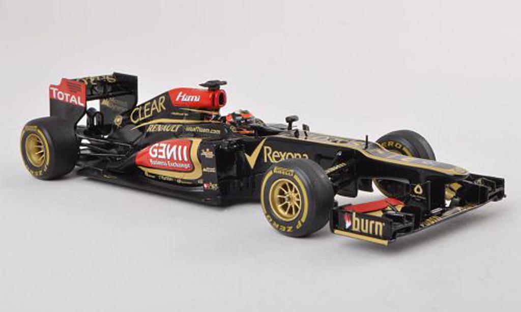 Lotus F1 2013 1/43 Spark E21 Renault No.7 GP Australie miniature