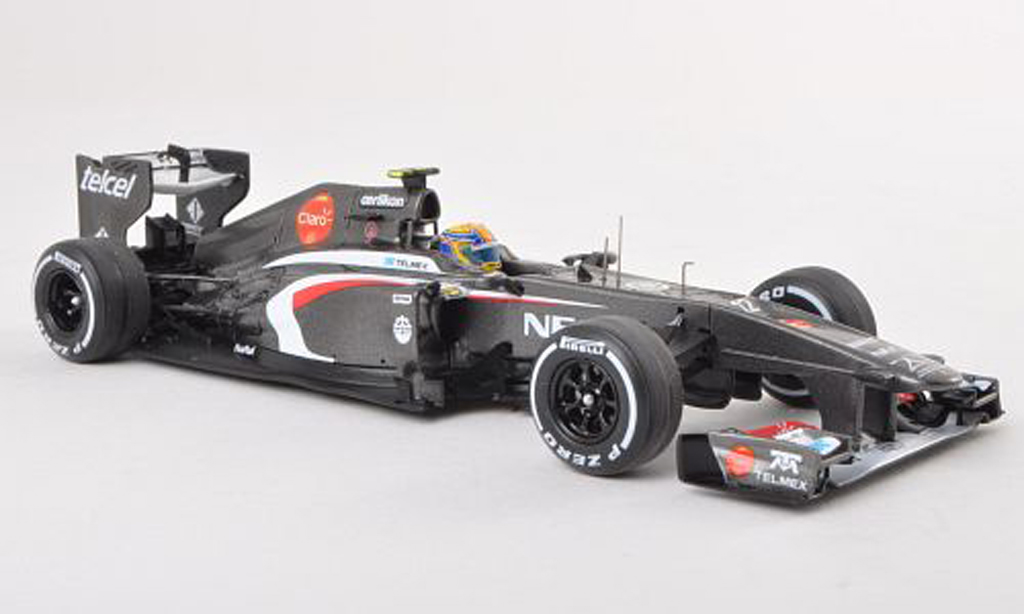 Sauber F1 2013 1/43 Spark C32 Ferrari No.12 GP Australie E.Gutierrez miniature