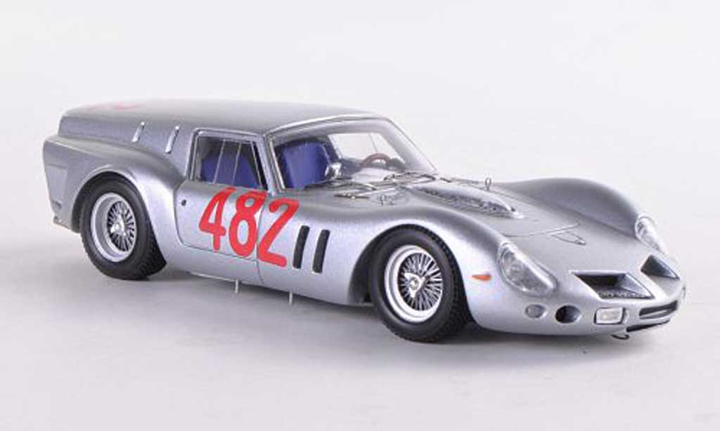 Ferrari 250 GT 1965 1/43 Fujimi Breadvan No.482 XXXI Coppa Gallenga Hill Climp miniature