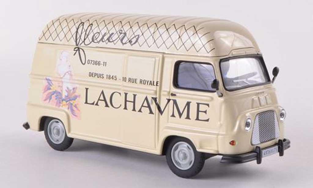Renault Estafette 1/43 Eligor Lachaume Fleurs miniature