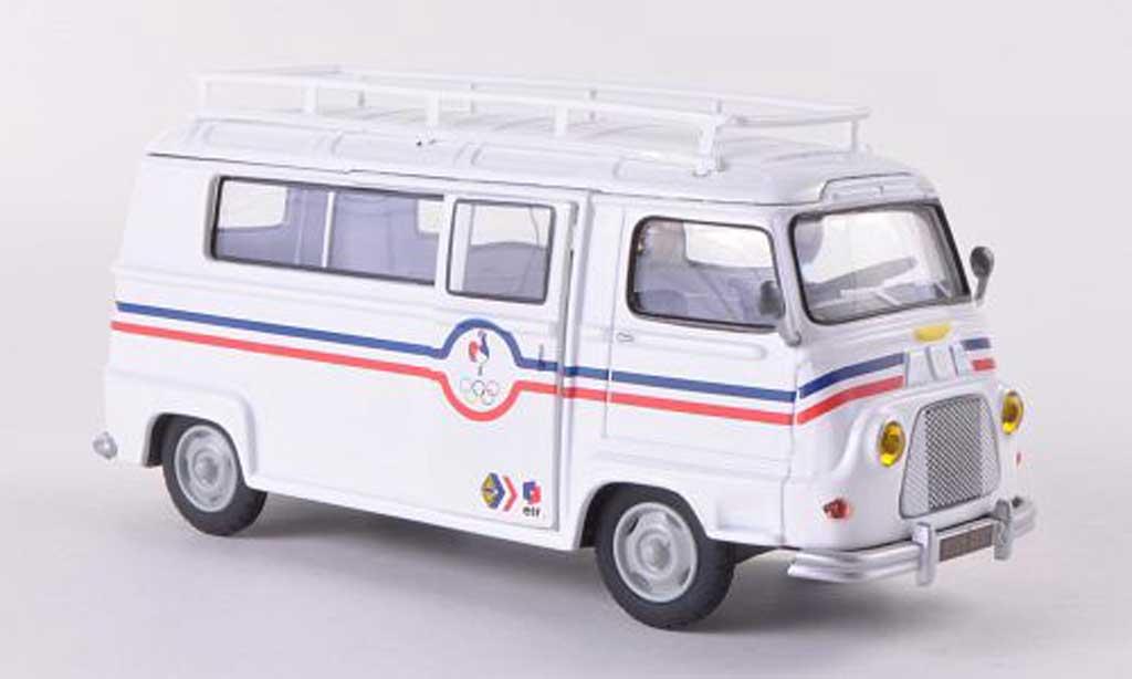 Renault Estafette 1/43 Eligor Jo De Munich 1972 miniature