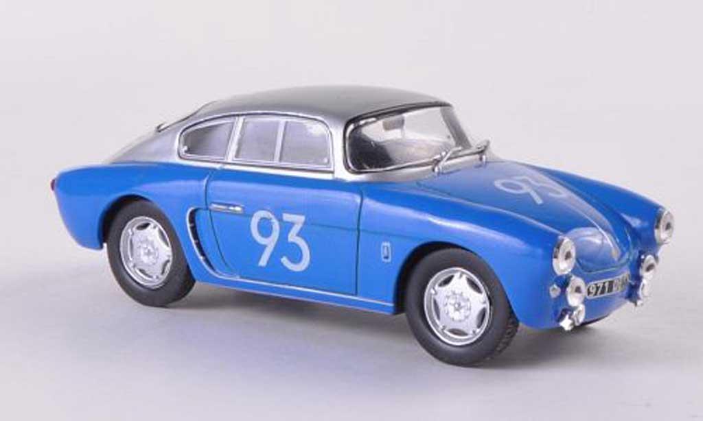 Renault Alpine Redele Speciale No.93 Mille Miglia 1955 Eligor. Renault Alpine Redele Speciale No.93 Mille Miglia 1955 Mille Miglia miniature 1/43