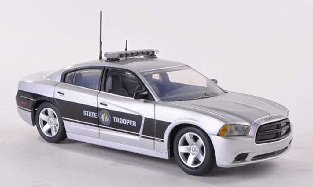 Dodge Charger Police 1/43 First Response North Carolina Highway Patrol Polizei (US) 2012 miniature