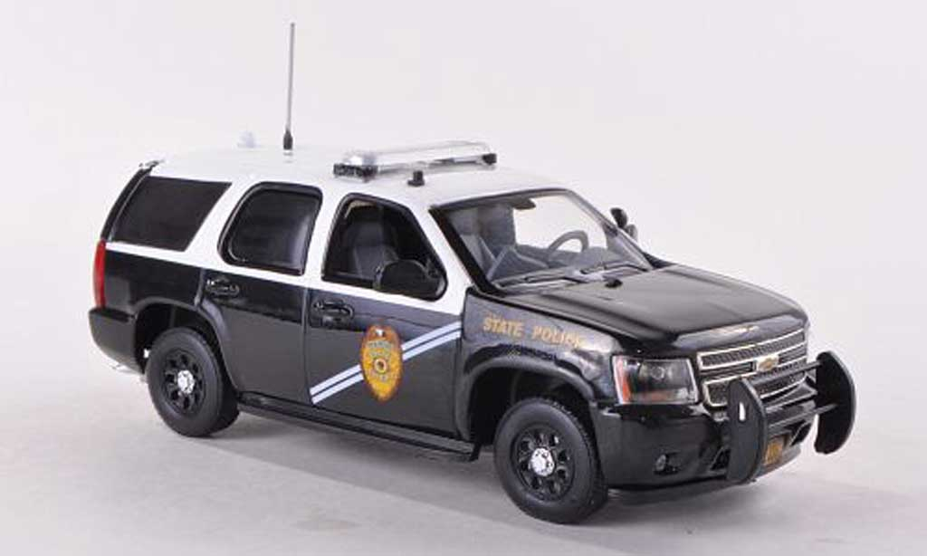 Chevrolet Tahoe 1/43 First Response New Mexico State Police Polizei (US) 2011 miniature