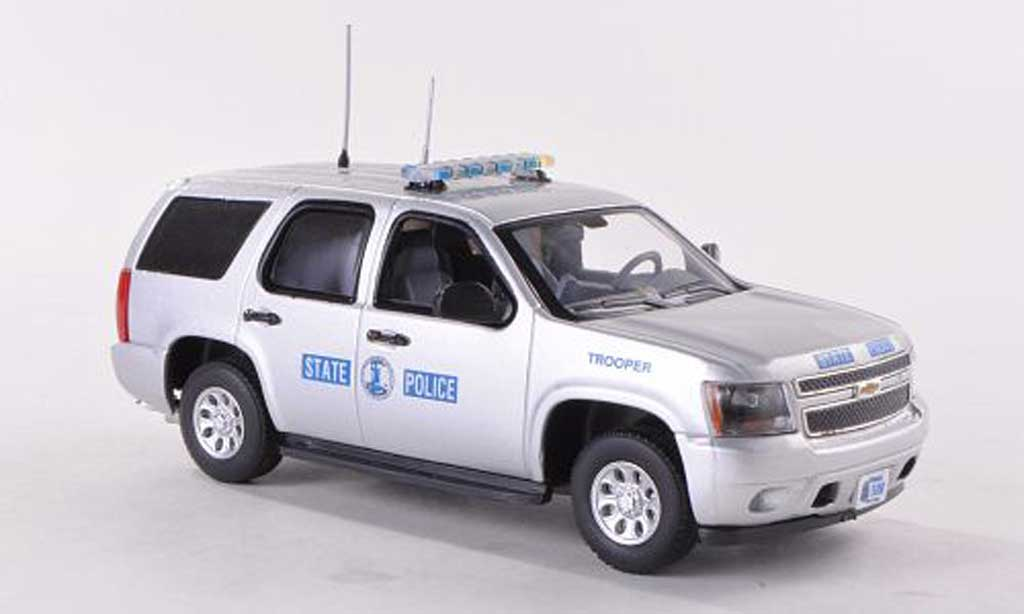 Chevrolet Tahoe 1/43 First Response Virginia State Police Polizei (US) 2011 miniature