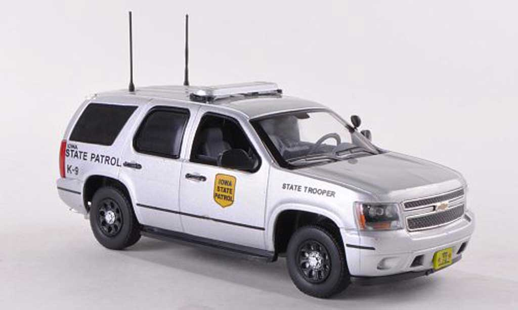 Chevrolet Tahoe 1/43 First Response Iowa State Patrol Polizei (US) 2011 miniature