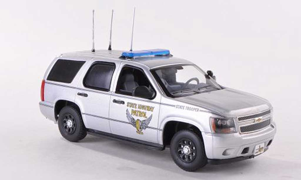 Chevrolet Tahoe 1/43 First Response Ohio State Highway Patrol Polizei (US) 2011 miniature
