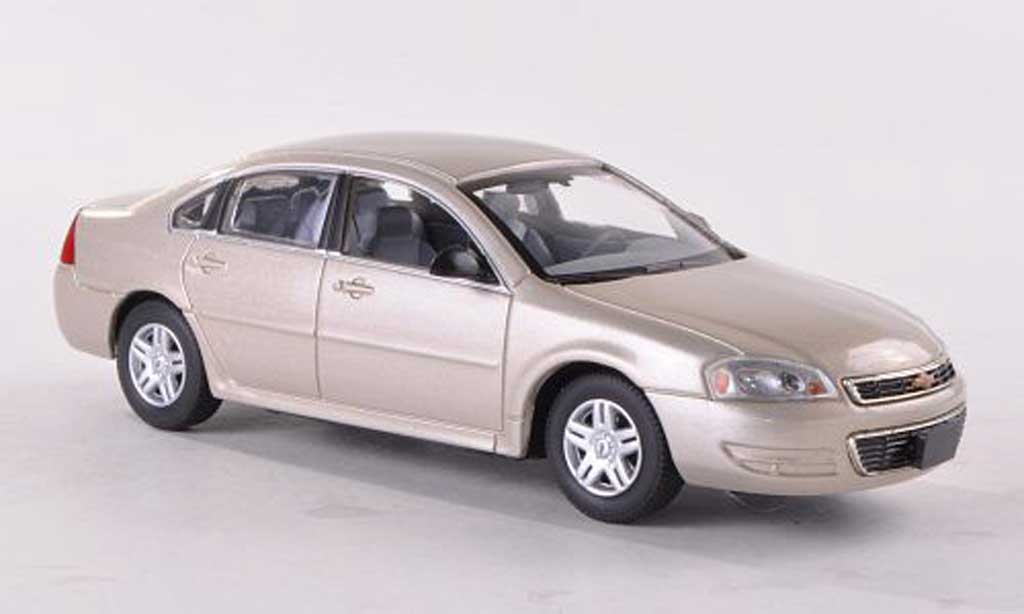 Chevrolet Impala 2011 1/43 American Heritage Models beige miniature