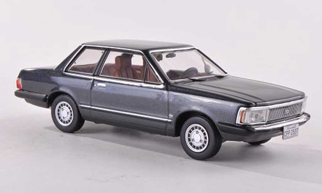 Ford Del Rey 1/43 Premium X Ouro noire-gris  1982 miniature
